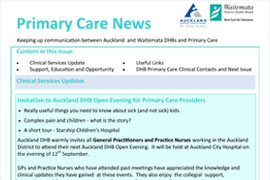 primary care news